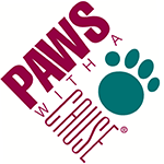 Logo for Paws for a Cause