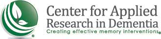 Logo for Center for Applied Research in Dementia