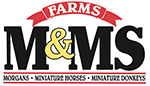 Logo for M&MS Farms
