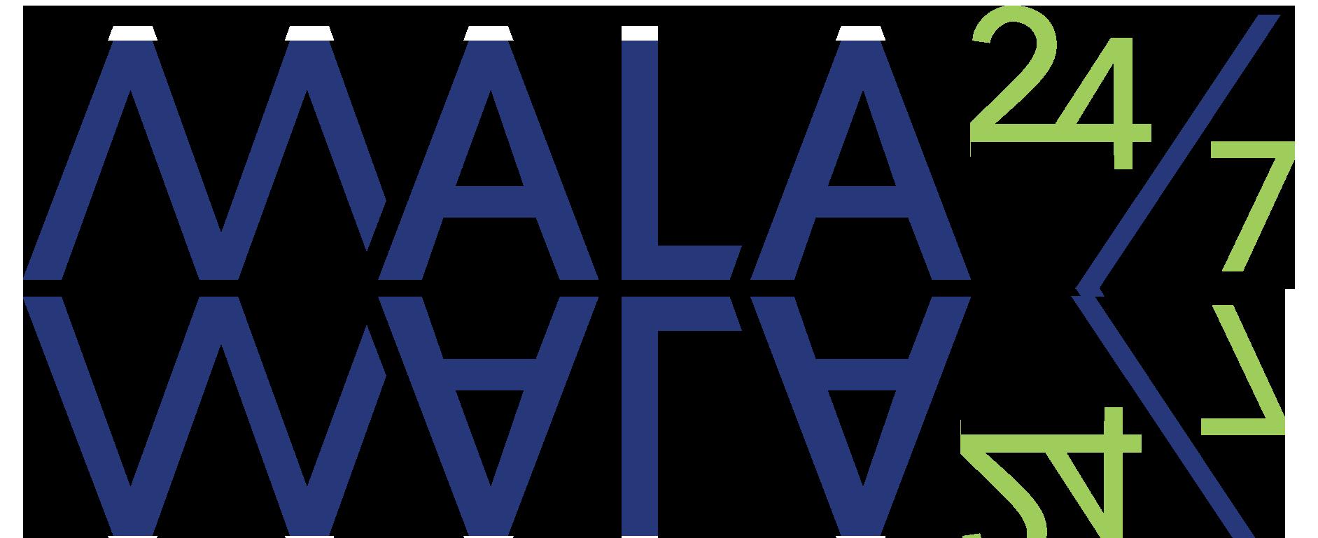 Mala 24/7 Logo